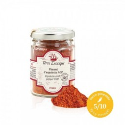 Terre Exotique Espelette Chilli Pepper (40gm)