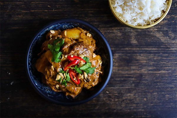 Massaman Fable Curry